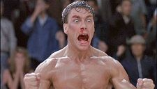 Several Popular Van Damme Movies