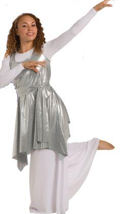 Vestidos de danza on pinterest praise dance worship dance and