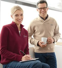 Outfit your team with Lands' End Business Outfitters.  Save money with a RebateBlast rebate.