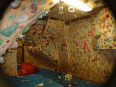 home climbing wall google search