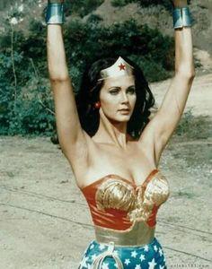Gorgeous #Lynda Carter  Wonder Woman
