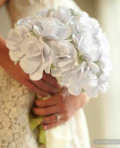 Flores de papel / Paper flowers