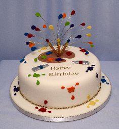 palette cake