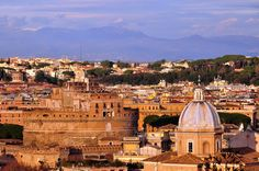 Rome, of course