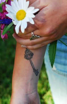 Key to your heart  I will love to have it <3