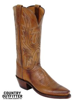 Lucchese women's Mad Dog boots