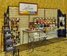 booth ideas for craft shows