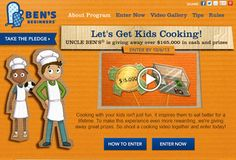 MACARONI CONTEST:COOK WITH YOUR KIDS TO WIN PRIZES In the 2nd Annual Ben's Beginners™ Cooking Contest