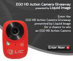 Enter the EGO HD Action Camera Giveaway presented by Liquid Image for a chance to win an Ego HD Action Camera !  Enter at http://www.sweepstakeslovers.com/our-giveaways/ego-hd-action-camera-giveaway-presented-by-liquid-image/
