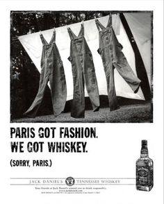 Awesome Ad by Jack Daniel´s, #hudsonvalley