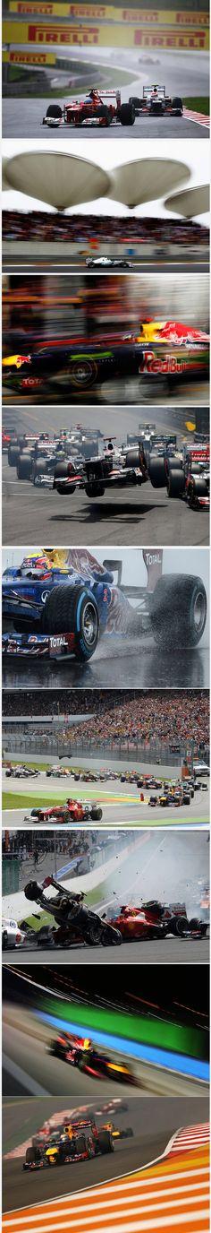 2012 Formula One Season Pics