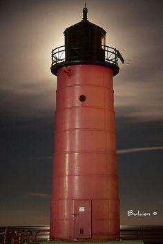 Milwaukee Harbor Light House