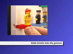 How to Video -  Display Your Lego Sets, Creations and Minifigures