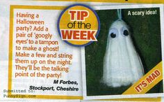 houses, funny pictures, funny friday, ghosts, funni pictur, october, tampon ghost, halloween, crafts