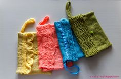 Knitted Purse   c v e t u l k a knits