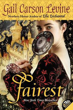 Fairest by Gail Carson Levine, started 4/10/13, completed 4/13/13 ⭐⭐⭐⭐