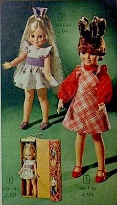Catalog Ad - Velvet and Crissy and case