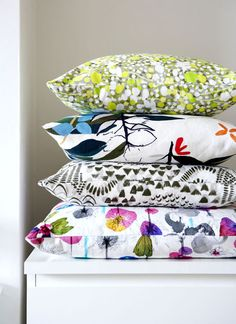 Beautiful cushions by Imogen Heath Design | Gallop Lifestyle