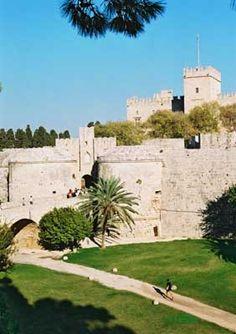 Rhodes Medieval Town, Rhodes Greece