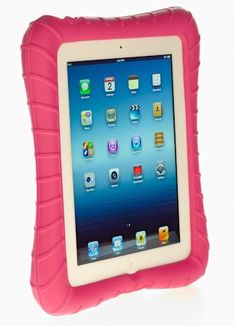 The M-Edge SuperShell iPad case is kid-friendly!