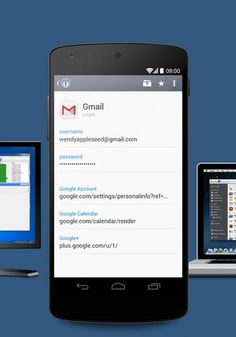 How to make strong passwords and protect them: 1password storage app
