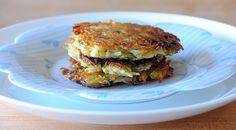 Healthy Green Kitchen Latkes