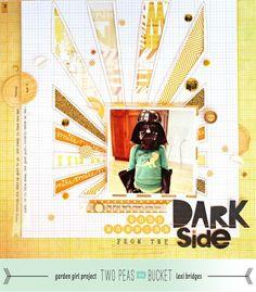 dark side - Two Peas in a Bucket