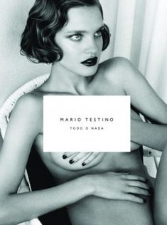 Mario Testino great book