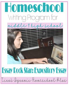 Homeschool Writing Program Homeschool Writing Program For Middle and High School Students from @lilyiatridis