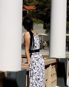 Cation Designs: Before the Blog: Easiest DIY Maxi Dress Ever