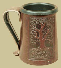 Lord Of The Rings Coffee Mug Tree Of Gondor