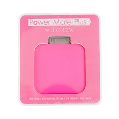 Printed backup battery for iPhone