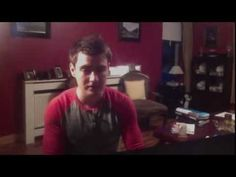 Emmet Cahill Celtic Thunder Your song (Piano Cover)