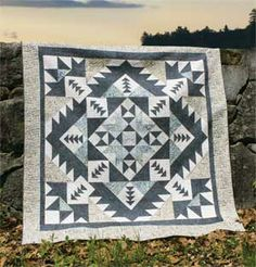 Must make this quilt - MIGRATION BALI QUILT KIT
