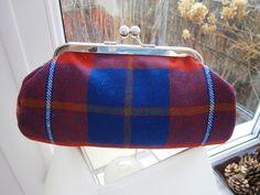Tartan Clutch Bag £14.50