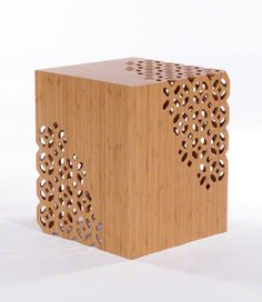 Lace End Table