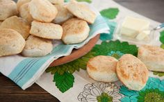 Miss Laurie LeGrand's Bacon Biscuits on PaulaDeen.com- YUMMYYY