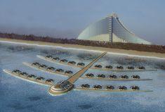 future, Solar Floating Resort ...