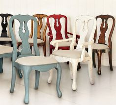 pottery barn chairs