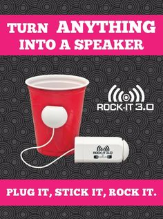 Make speakers out of anything