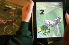 Apologia Biology Flashcards App by @iHomeEducator - review & giveaway!