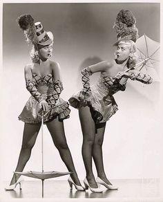 The LaMann Twins   (June & Jane)