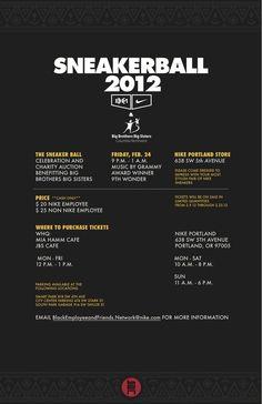 02/24/12 - @9thWonderMusic & @DJCuzzinB hit up SneakerBall 2012 in #Portland!