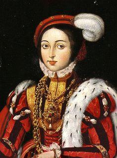 Brites de Lencastre, Duquesa de Bragança -  neta paterna de Jorge de Lencastre, bastardo de João II de Portugal, e de Brites de Vilhena