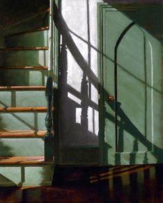 James Neil Hollingsworth. Oil on canvas