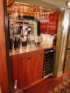 Man Caves - Pool Tables and Bars : Home Improvement : DIY Network
