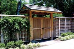 Japanese Fences on Pinterest Bamboo Fence Bamboo and Fence
