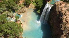 Arizona, Havasupai Falls