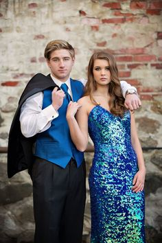 Stylized Prom Shoot with Alicia's Bridal & The Formal House Tuxedos - Photo By: Toni Lynn Photography (Mori Lee Prom Dress)