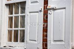 windows near princeton - Close up of windows near Princeton
